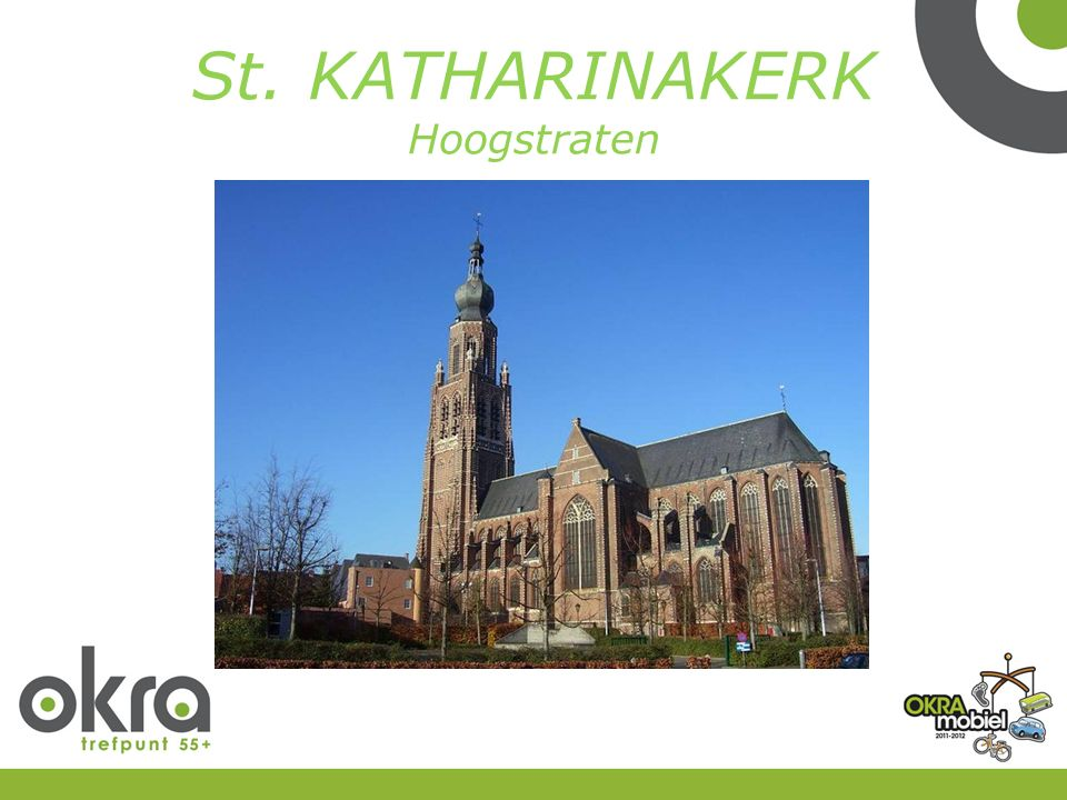 St. KATHARINAKERK Hoogstraten