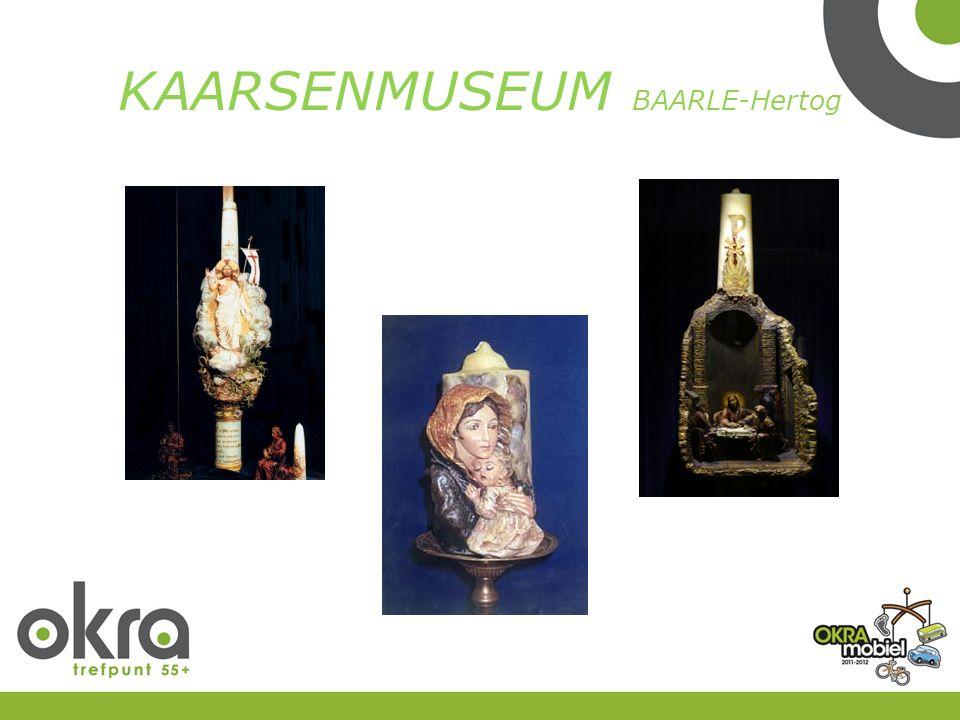 KAARSENMUSEUM BAARLE-Hertog