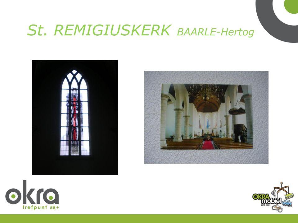 St. REMIGIUSKERK BAARLE-Hertog