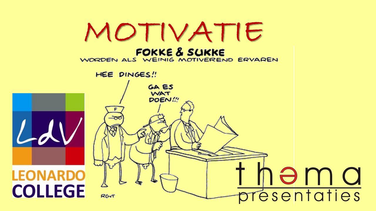 Motivatie bij jongeren Het begint met inspiratie en het gaat langs de weg van de extrinsieke motivatie mogelijk naar autonome motivatie.