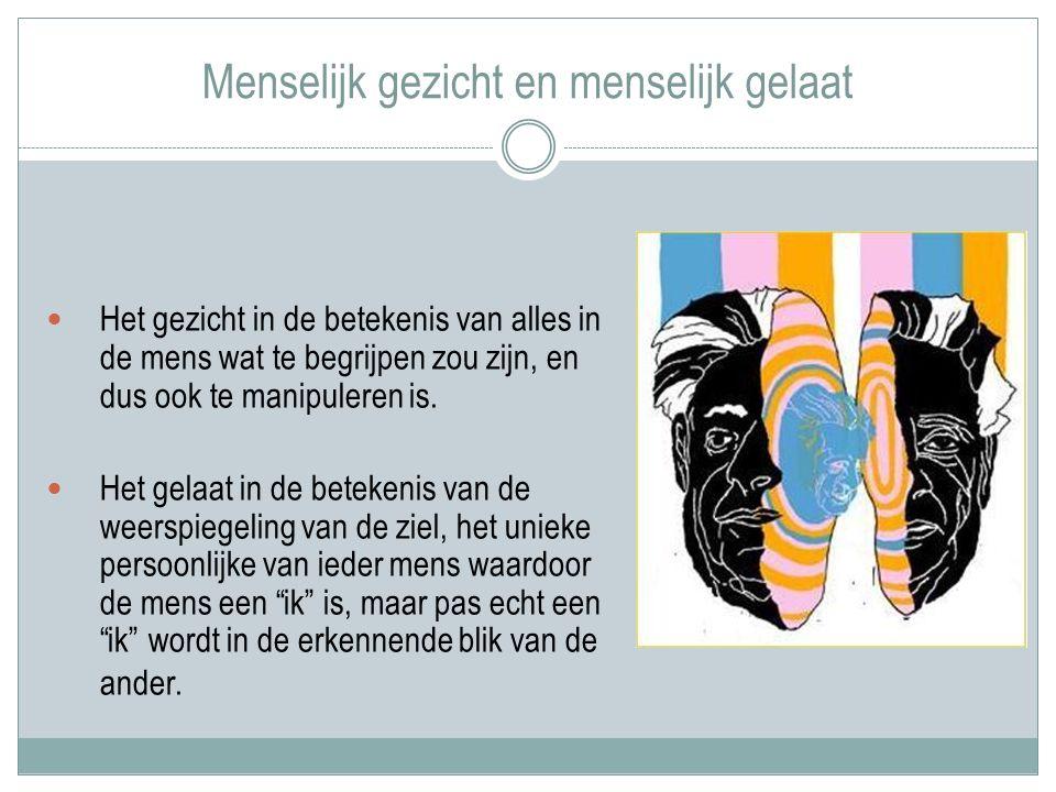 Erkenning van de Ander Chaim van Unen, De professionals, Hulpverleners tussen kwetsbaarheid en beheersing, Delft 2003 De erkennende blik van de ander geeft bevrijding uit de geslotenheid en het gevoel tekortgeschoten te zijn door de erkenning meer te zijn dan het gezicht laat zien in wat er concreet gerealiseerd is in het leven.