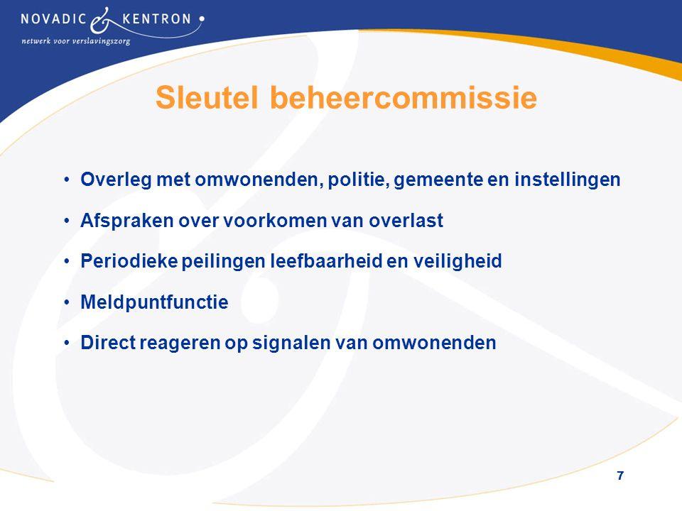 8 Statement Aan de Jan Wierhof zal Novadic-Kentron, net als in Zorgvlied en aan de Edisonlaan (maar ook in alle andere grote Brabantse steden) een goede buur zijn.