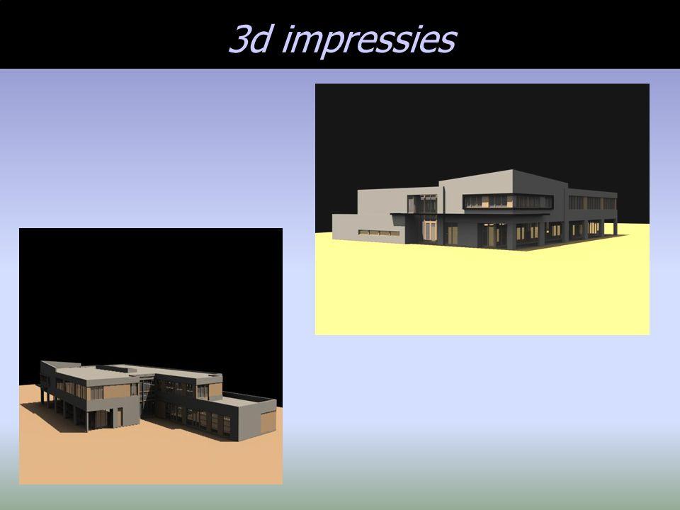 3d impressies