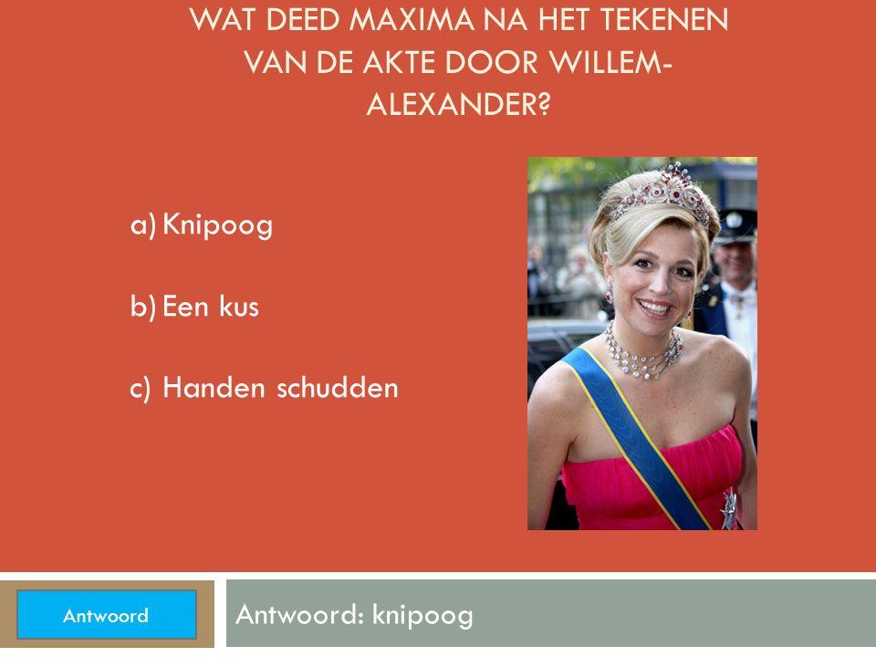 HOE HEET DE JAARLIJKS TERUGKERENDE SPORTDAG IN NAAM VAN WILLEM – ALEXANDER.
