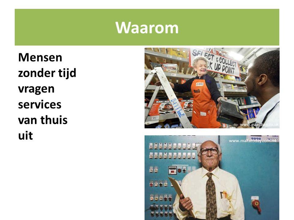 Waarom Mensen zonder tijd vragen services van thuis uit www.guardian.co.uk www.maltatoday.com.mt