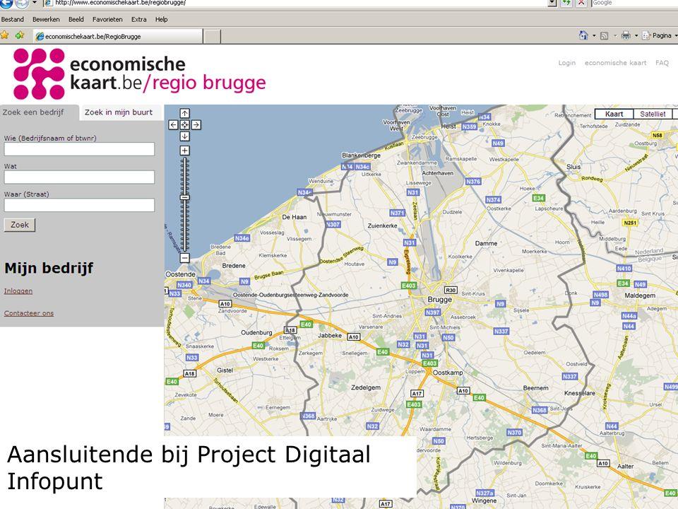 5 Aansluitende bij Project Digitaal Infopunt