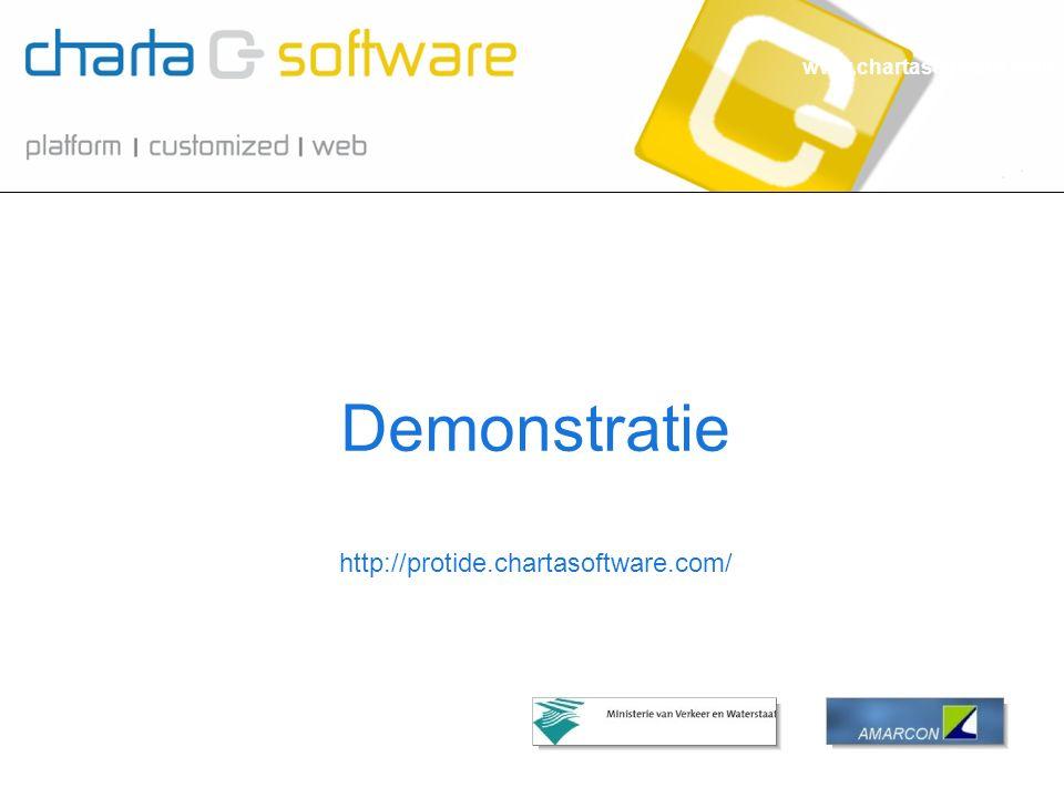 www.chartasoftware.com http://protide.chartasoftware.com/ Demonstratie