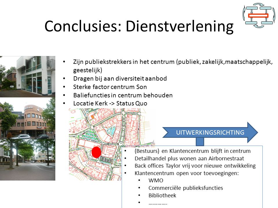 Planning 28 november: uitdelen rapportage Begin december uitkomsten / analyse enquêtes: – Toetsen / aanscherpen / aanvullen 9 januari 2012: Behandelen rapportage Cie GZ Q1 maatschappelijke terugkoppeling Q2 : vaststelling visie / uitvoeringsprogramma (streven april) Q2 en verder -> uitwerking deelprojecten