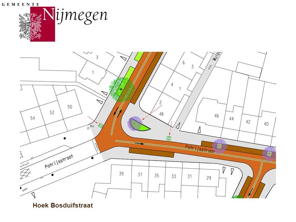Gemeente Nijmegen Hoek Bosduif - Patrijsstraat Hoek Bosduifstraat