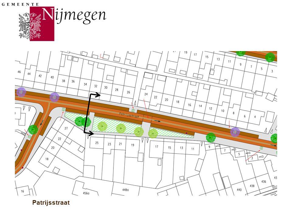 Gemeente Nijmegen Patrijsstraat