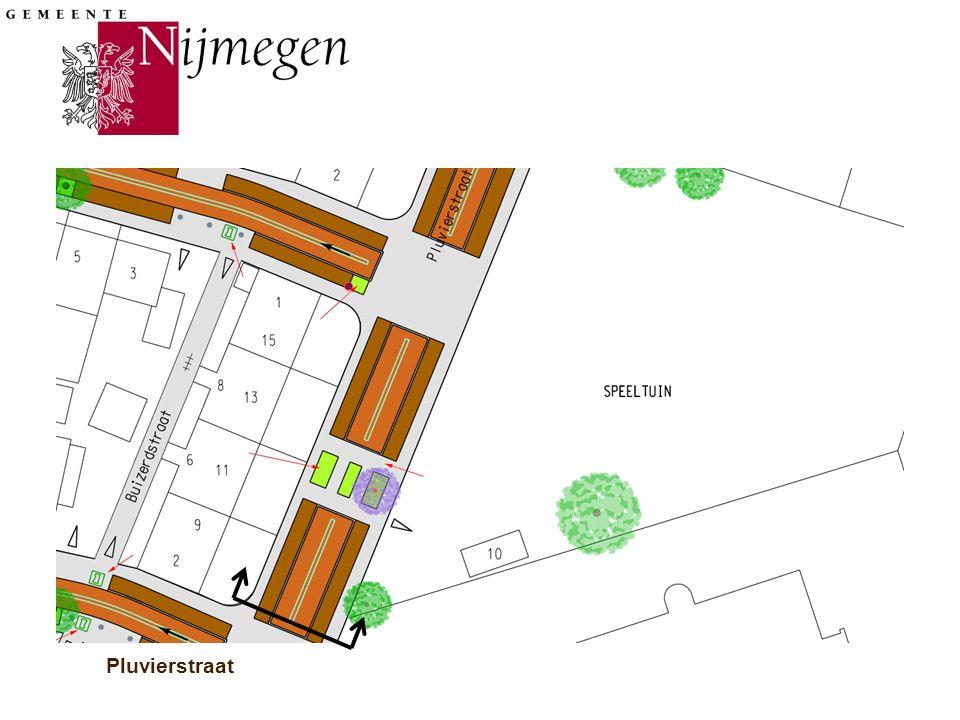 Gemeente Nijmegen Pluvierstraat
