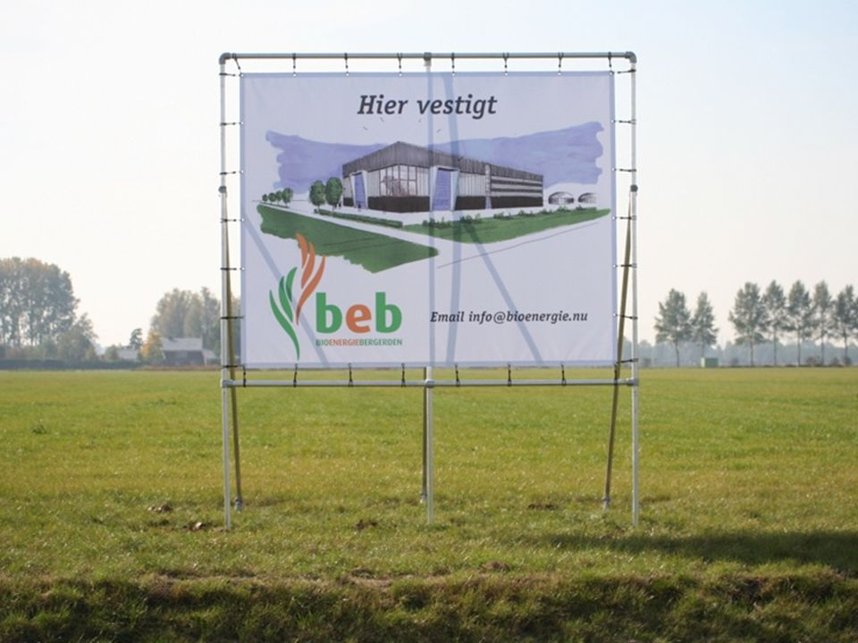 Copyright BioEnergieBergerden © 2009-2010 Hoofdgebouw