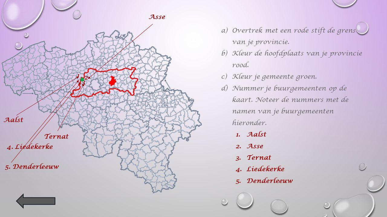 Provincies en gemeenten