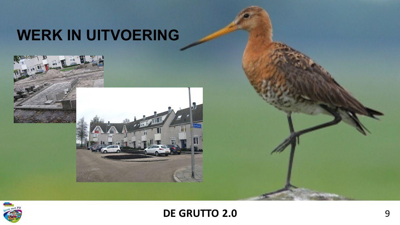 DE GRUTTO 2.0 9 WERK IN UITVOERING