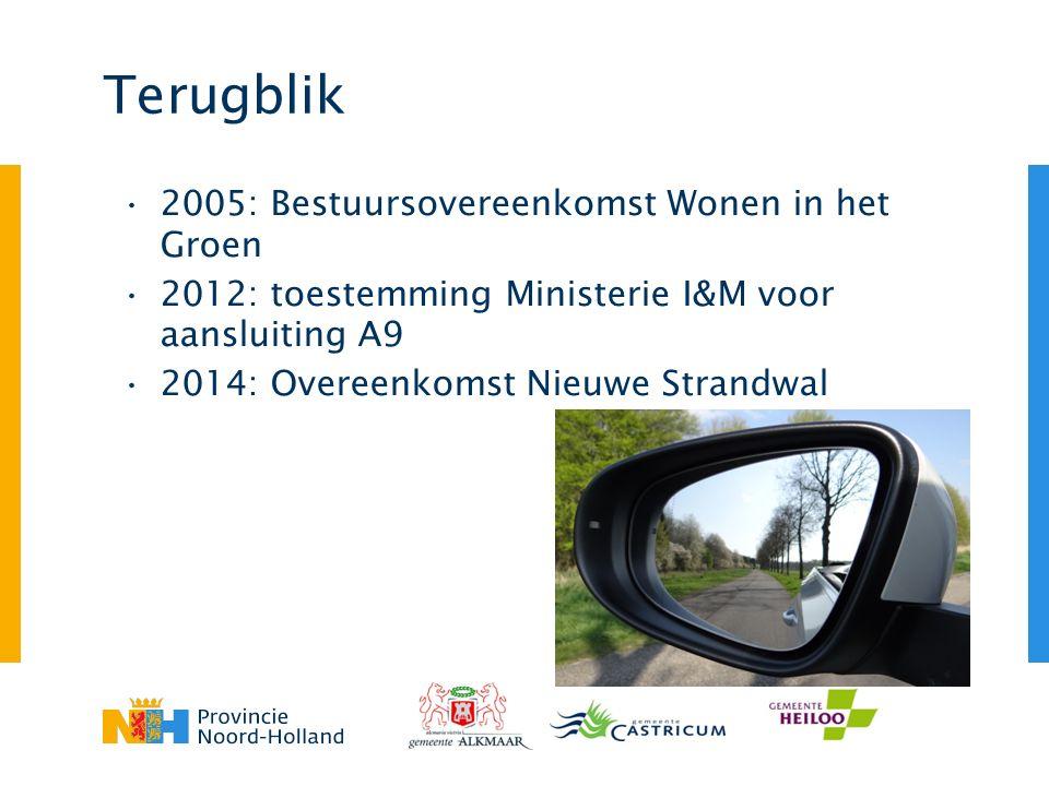 Ontwerp Voorlopig Ontwerp+ Heiloo Limmen Alkmaar N203 A9 Boekelermeer