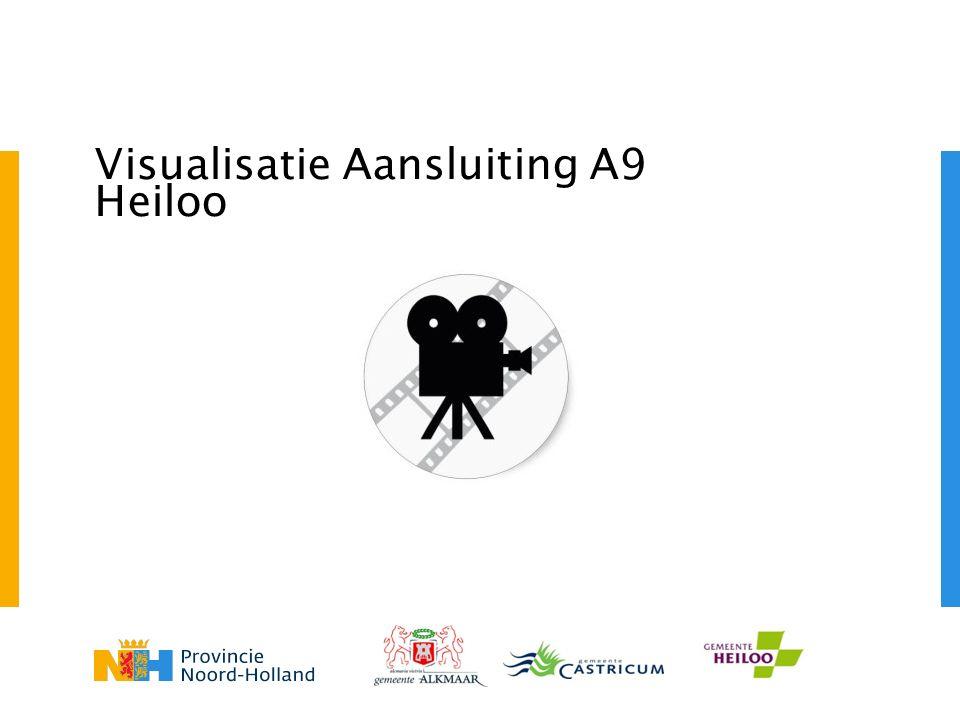 Visualisatie Aansluiting A9 Heiloo