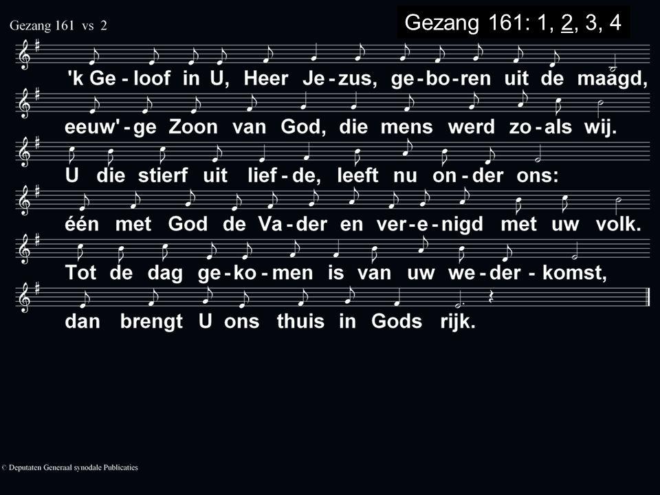 ... Gezang 177: 1b, 2a