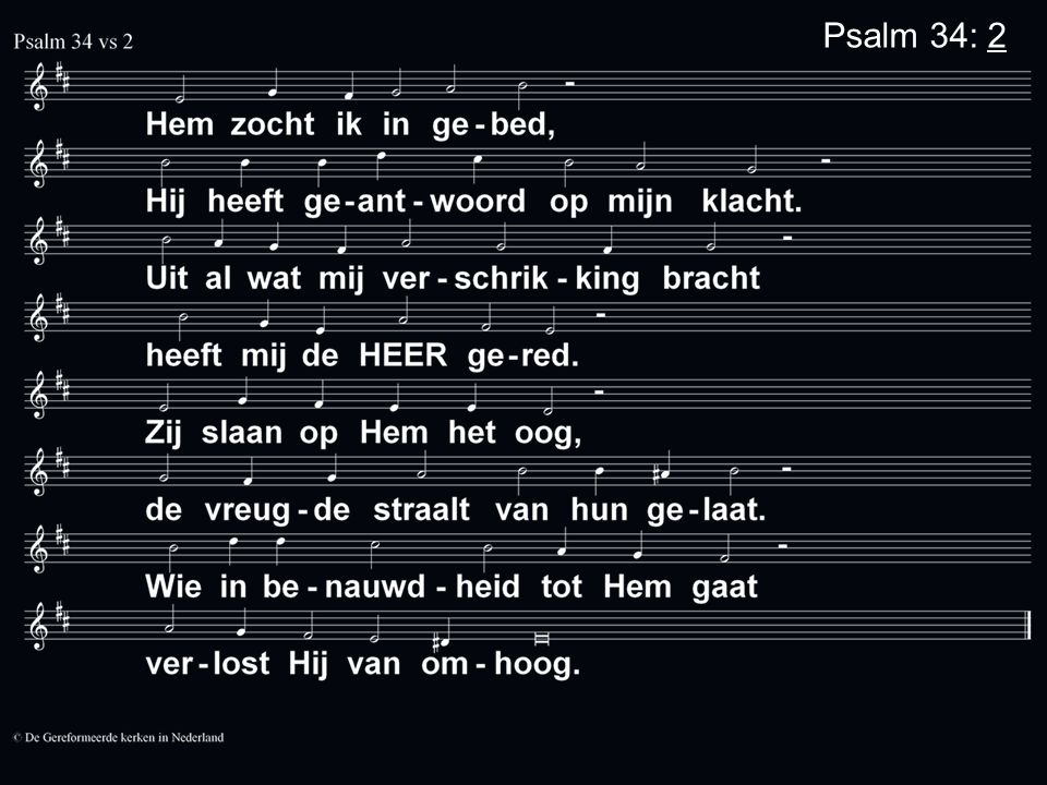 .... Zingen:Psalm 144: 5a+6a Gebed Collecte Zingen:Opwekking 215 Zegen