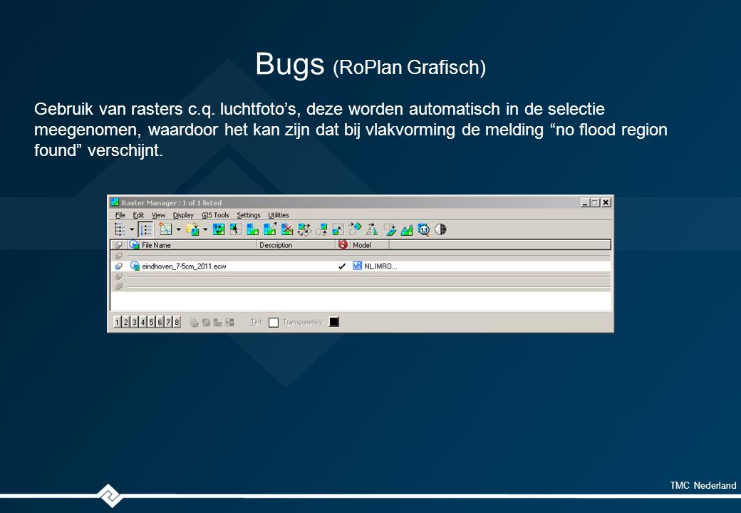 TMC Nederland Bugs (RoPlan Administratief) Bij koppelen links.xml (afkomstig uit Dezta) wordt bij het kiezen van een tekstverwijzing in de Plan Info standaard het Type Tekst gezet op 'regels' i.p.v.