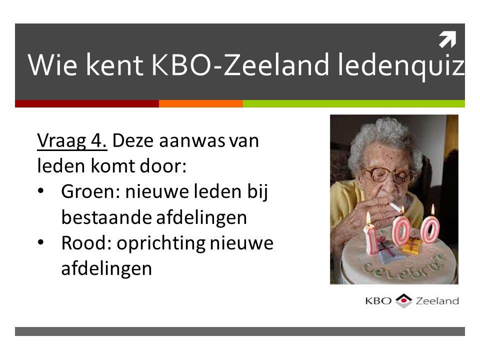  Wie kent KBO-Zeeland ledenquiz Vraag 4.