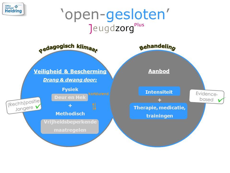 De doelgroep Overlastgevende en kwetsbare jongeren 12-18 + jaar 62% uit Gelderland (2012: 112 trajecten) Instroom vanuit crisissituatie; Veelvuldig schoolverzuim of –uitval.