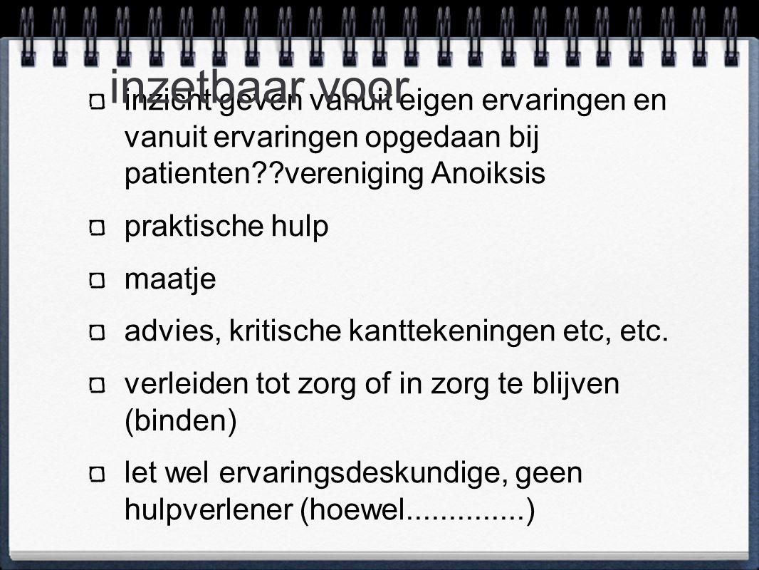dilemma's afstands/nabijheidsschuif afgrenzing prive-leven dossierverantwoordelijkheid projectie eigen problemen op de patient