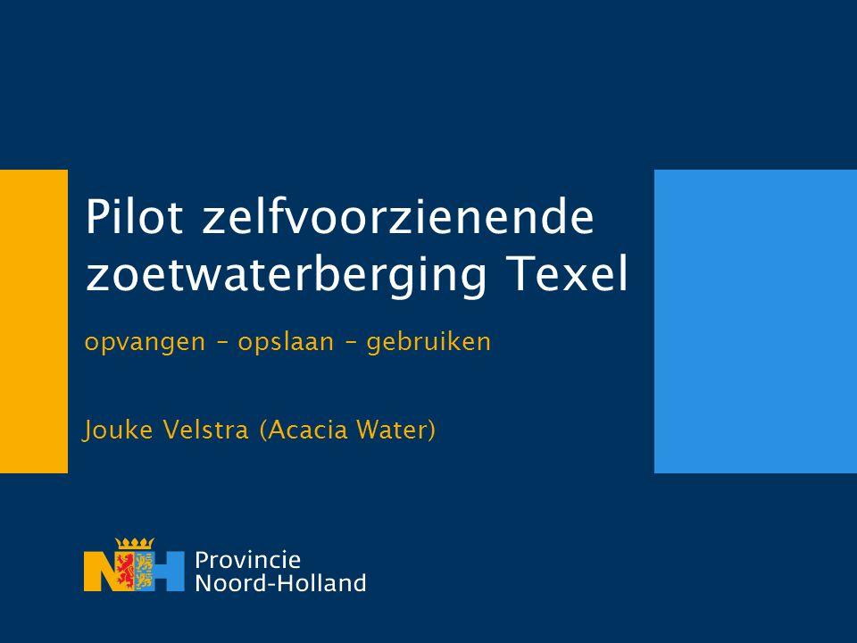 Betrokken partijen bij uitvoering -> Hans Smit CV -> Apeldoorn Bloembollen Waterwerkgroep Texel