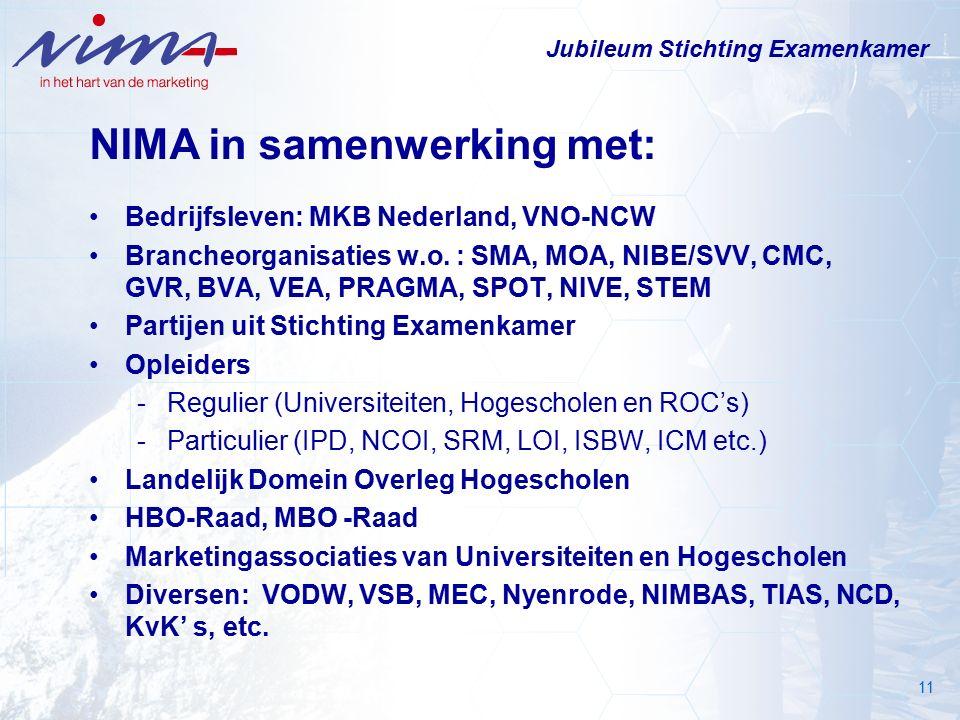 11 Bedrijfsleven: MKB Nederland, VNO-NCW Brancheorganisaties w.o.