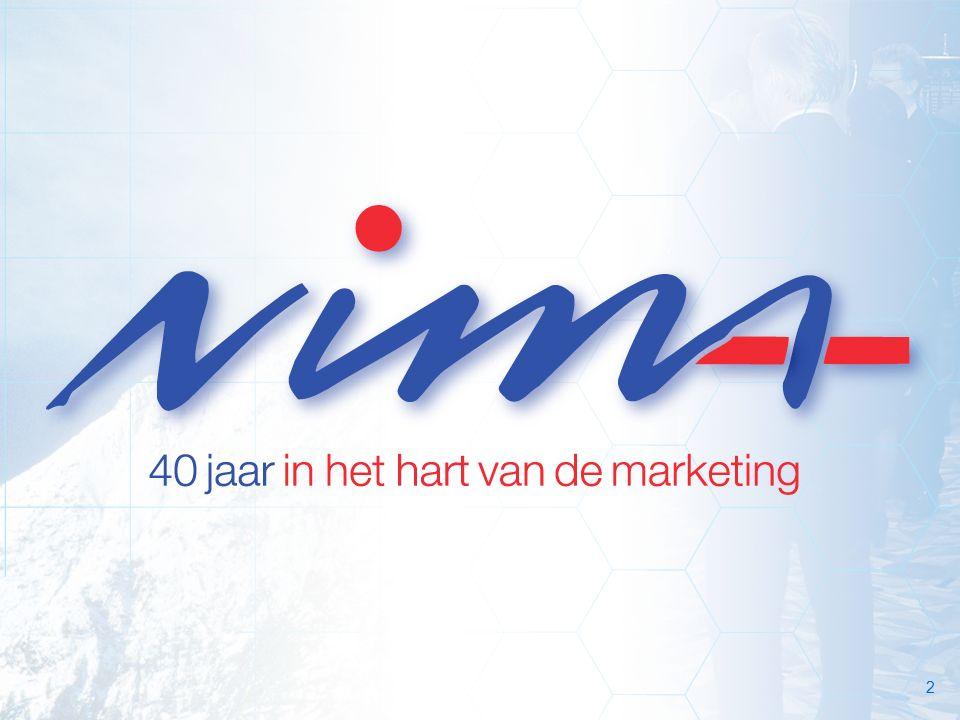 3 Petra Claessen Directeur NIMA Vice-Chairman, EMC * * European Marketing Confederation