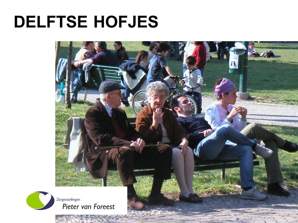DELFTSE HOFJES
