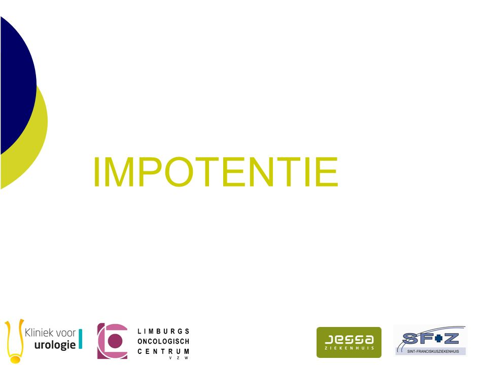 IMPOTENTIE