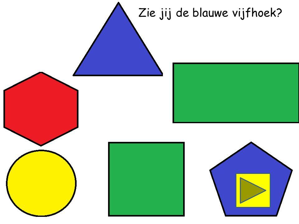 Zie jij de gele cirkel