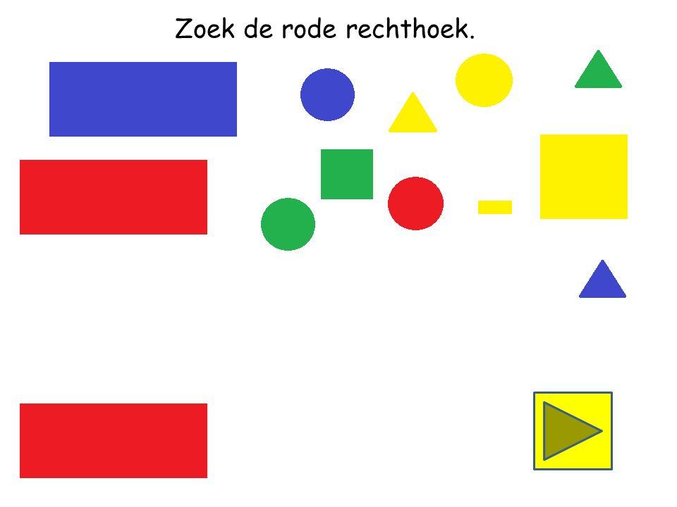 Zie jij de gele zeshoek