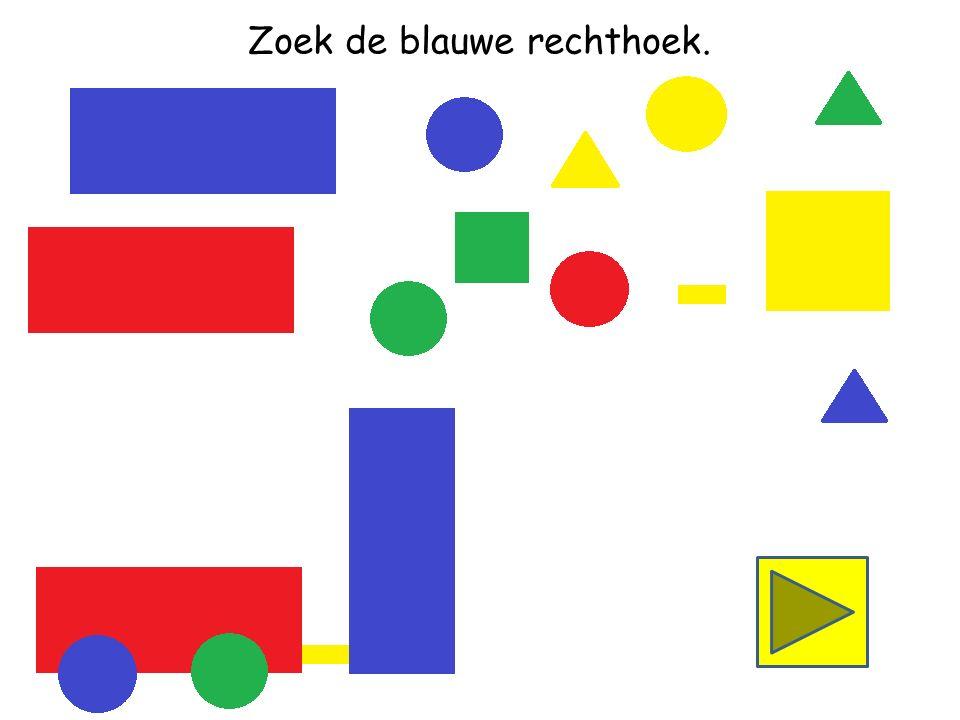 Zoek de kleine, gele rechthoek.