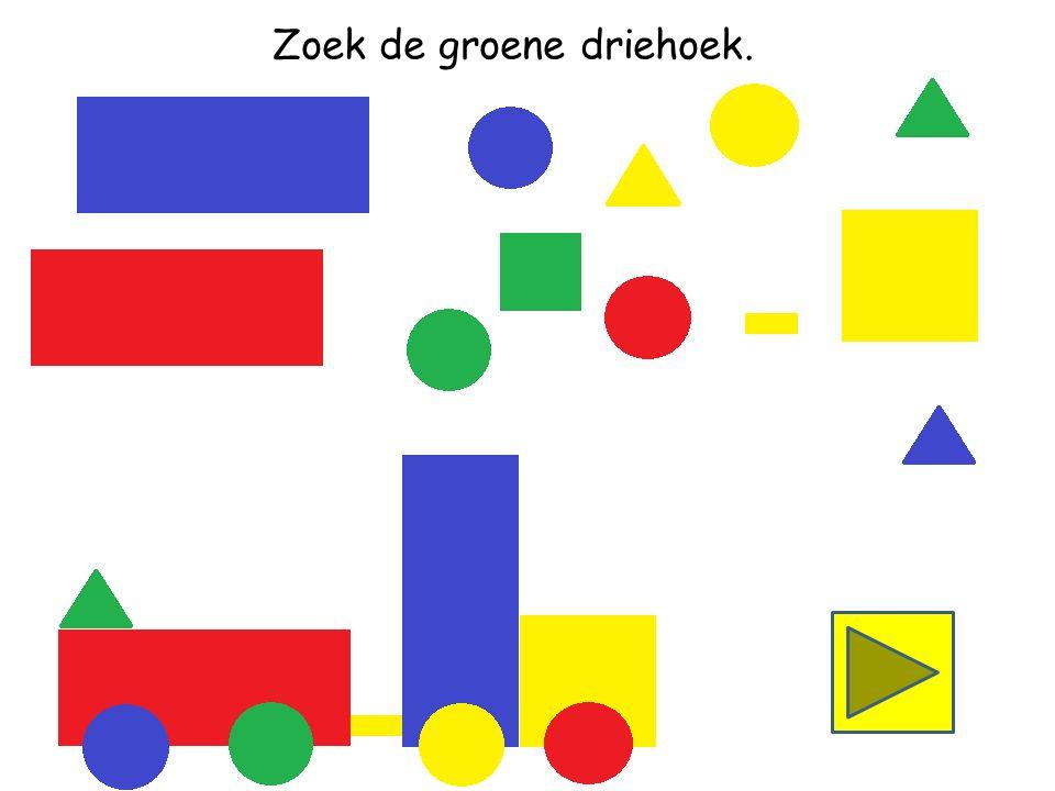 Zoek het gele cirkel.