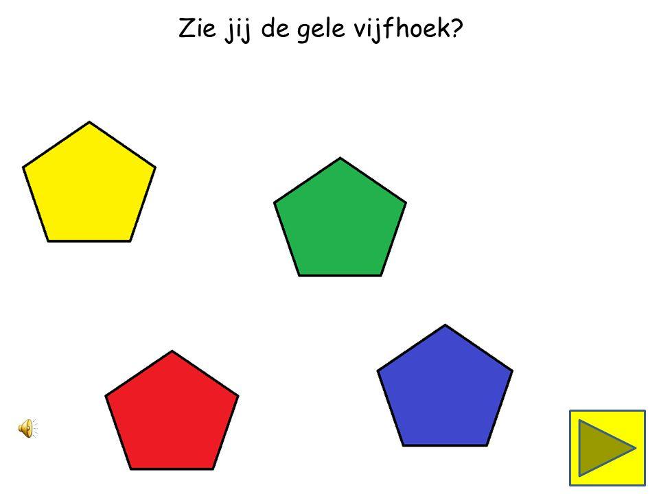 Zie jij de rode vijfhoek