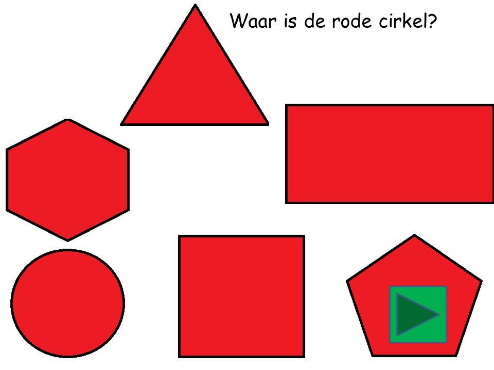 Waar is de rode rechthoek