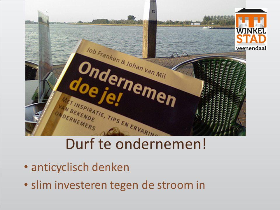 anticyclisch denken slim investeren tegen de stroom in Durf te ondernemen!