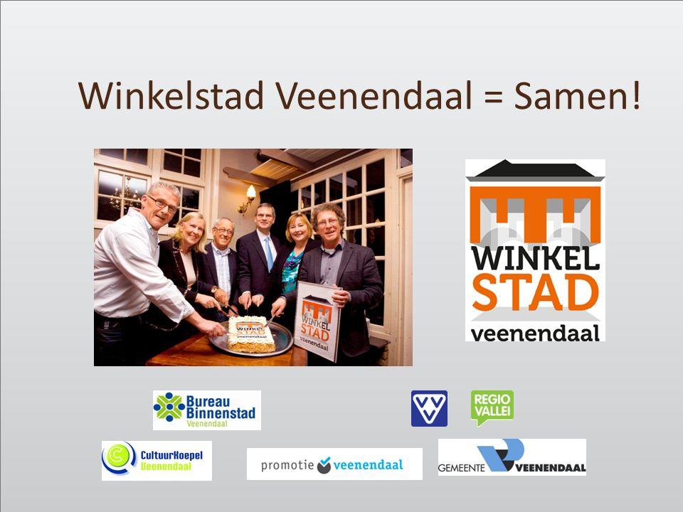 Winkelstad Veenendaal = Samen!