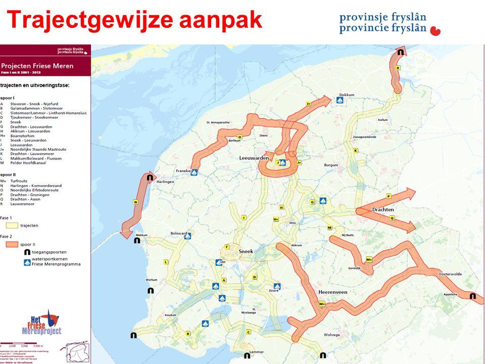 www.friesemeren.nl Trajectgewijze aanpak