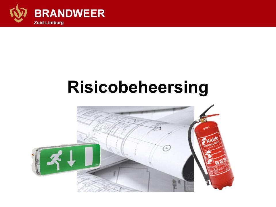 Preventie –Advisering Bouwaanvragen –Advisering Evenementen –Advisering / Controles Gebruiksvergunningen –Invoering Gebruiksbesluit –Milieu Preparatie Pro-actie Voorlichting & Nazorg