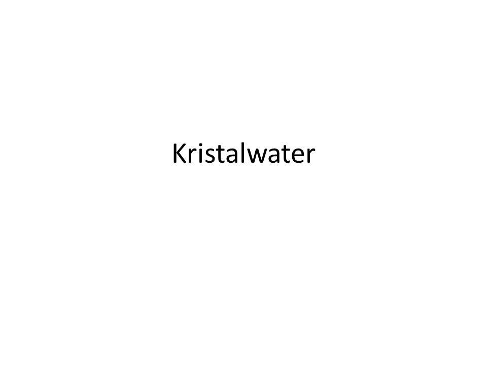 Kristalwater