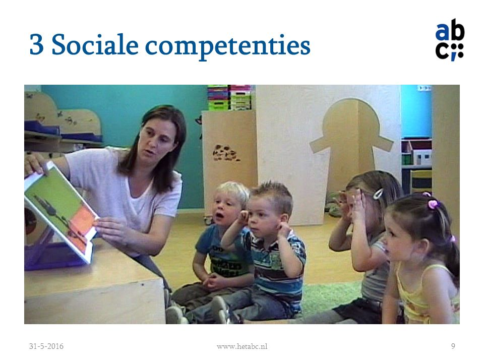 3 Sociale competenties 31-5-2016www.hetabc.nl9