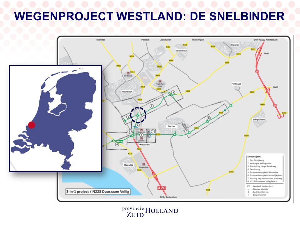 WEGENPROJECT WESTLAND: DE SNELBINDER