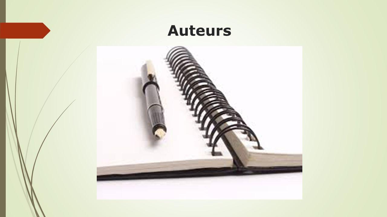 Auteurs