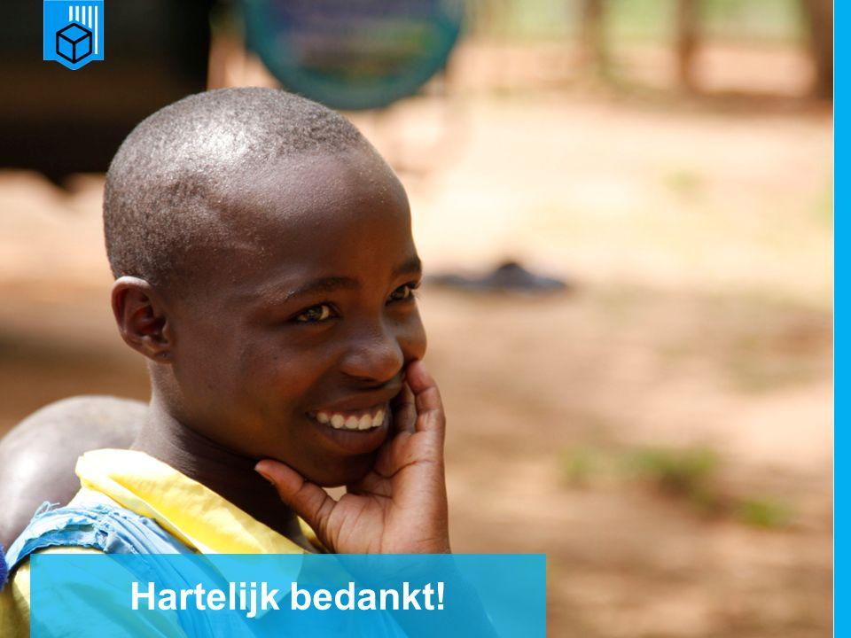 www.dorcas.nl Hartelijk bedankt!