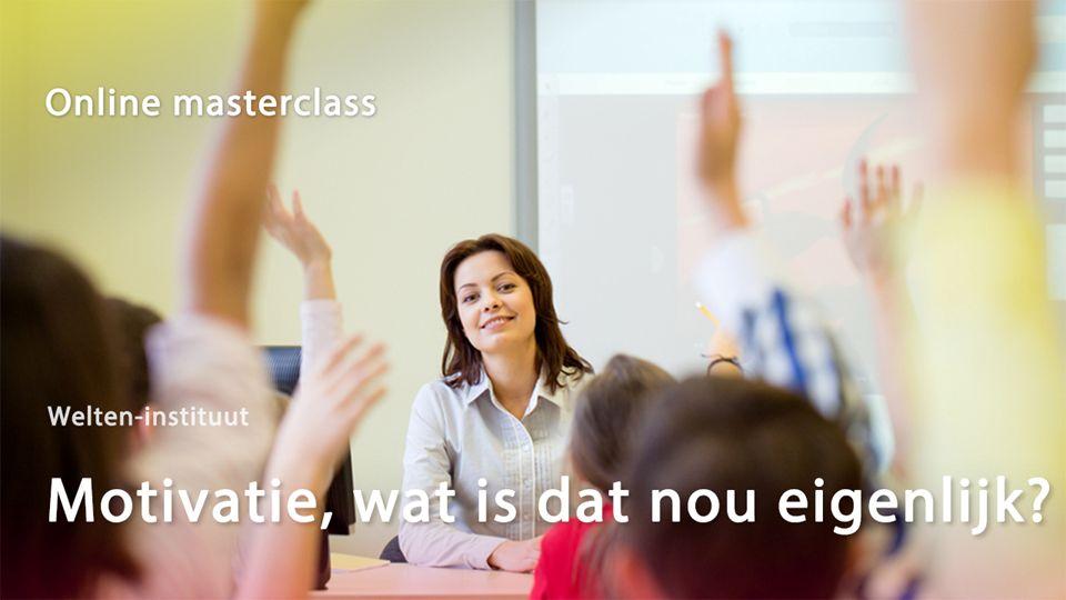 Bedankt voor jullie aandacht! Joost.JansenindeWal@ou.nl