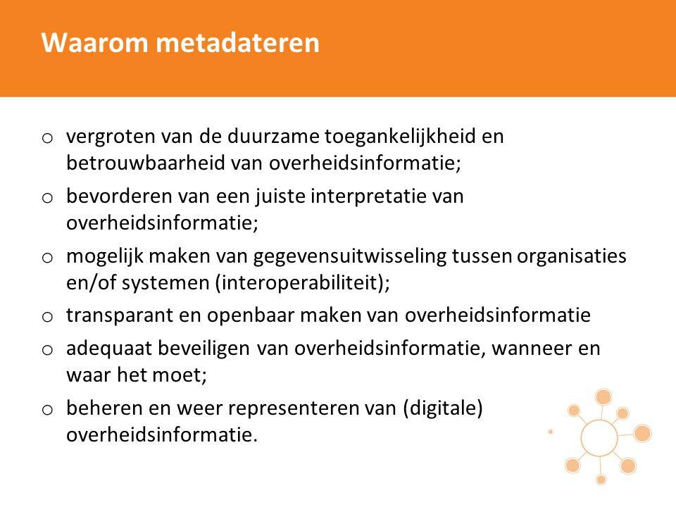 TMLO in de praktijk Peter Bakker (RHCL): Metadatering volgens TMLO in de e-Depot pilot met de gemeente Maastricht Theo Weusten (gemeente Maastricht): Leercurve TMLO in de praktijk