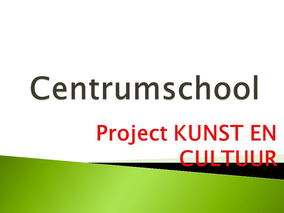 Project KUNST EN CULTUUR