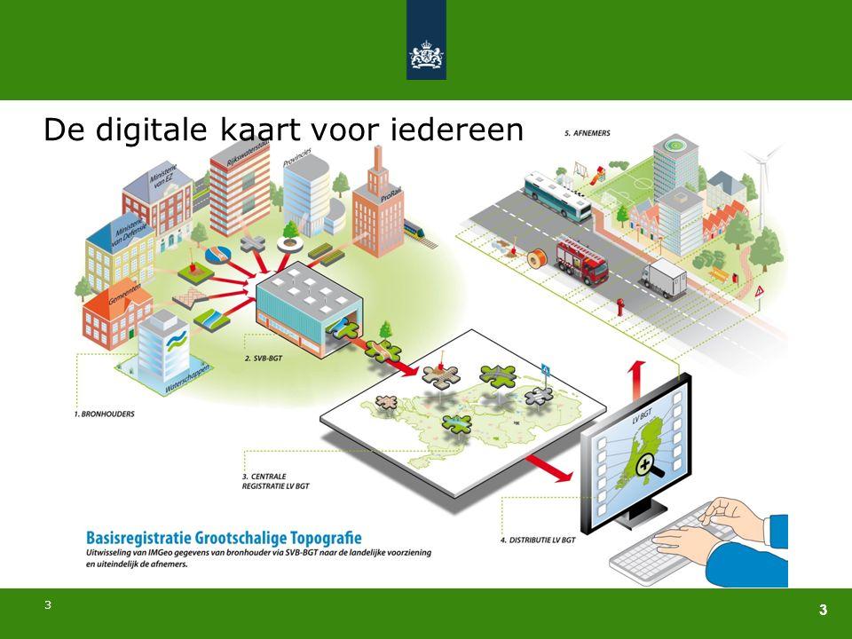 3 3 De digitale kaart voor iedereen